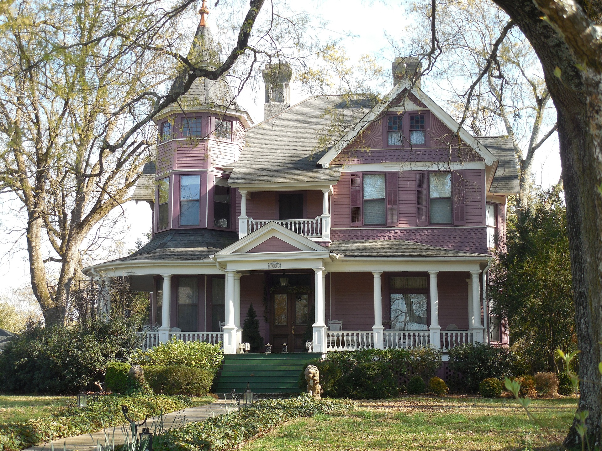 Including Monuments Homes Buildings And Landscapes That Are Historically Significant In The National Historic Preservation Act Of 1966